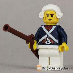 lego minifigure revolutionary soldier - Google Search