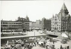 Clinton Square late 1800's