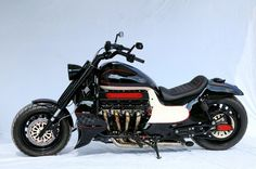 Boss Hoss Custom Motorcycles - Boss Hoss Motorcycles