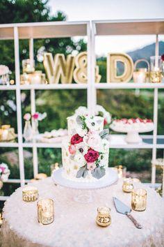 Beautiful Outdoor Wedding | Anita Martin Photography | Bridal Musings Wedding Blog