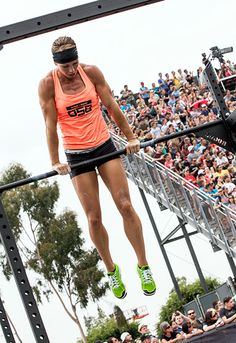 No Longer a Casual Competitor: Heather Welsh | CrossFit Games..... CrossFit Games here I come.. my number one goal. Smaller goal is to be selected to go to regional once tryouts begin!