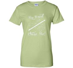 My Wand Chose Me T-shirt Flute Player Music