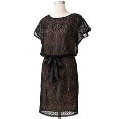 $40.00 Chaya Lace Blouson Dress - wedding guest dress at Kohl's
