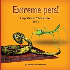 #Book Review of #CarpetSnakesandStickInsects from #ReadersFavorite  Reviewed by Barbara Fanson for Readers' Favorite