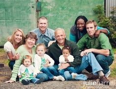 I love photos with Grandparents *Bellingham Family Photography* | Julie Harrell: Photographer