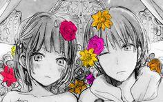 Yasuraoka Hanabi, Awaya Mugi | Kuzu no Honkai