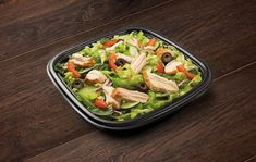 5 best Subway® sandwiches that make great chopped salads Best Subway Sandwich, Chopped Salads, Sources Of Vitamin A, Celery, Catering, Vitamins, Sandwiches, Menu, Nutrition