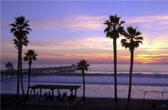 San Clemente CA. My birthplace...yes, it really is THAT beautiful! I've had many many walks on that pier. many.
