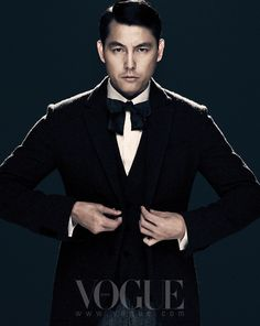 Dashing: Jung Woo-Sung