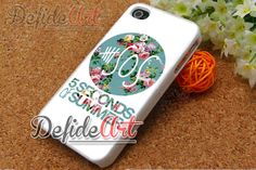 5SOS Vintage Logo  iPhone 4/4s/5/5s/5c Case  Samsung by Defideart, $15.00