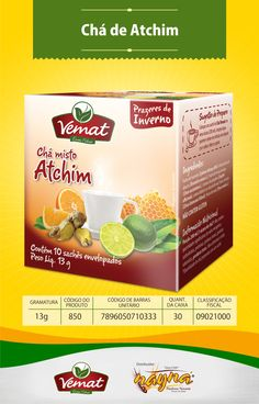 Chá Vemat Atchim 13gr