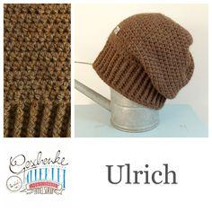 Tunella's Geschenkeallerlei präsentiert: das ist Ulrich, eine geniale gehäkelte Haube/Mütze aus einer Alpaka/Wolle/Acryl-Mischung - du kannst dich warm anziehen, dank sorgfältigem Entwurf, liebevoller Handarbeit und deinem fantastischen Geschmack wirst du umwerfend aussehen #TunellasGeschenkeallerlei #Häkelei #drumherum #Beanie #Pudelhaube #Haube #Mütze #Alpaka #Wolle #Ulrich