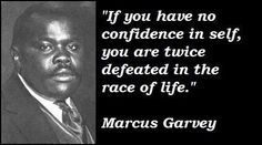 Marcus Garvey quotations, sayings. Famous quotes of Marcus Garvey. Marcus Garvey Quotes, African American Authors, Inspirational Leaders, What Is Love, Self Esteem, Great Quotes, Black History, Elementary Schools, Einstein