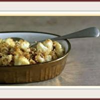 Skillet Cauliflower by Lidia Bastianich