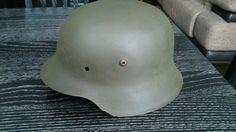 #ORIGINAL #Relic #WW2 #German #ARMY #M42 #Stahlhelm #Helmet #WWII #EAST #FRONT #Uniform #Gear
