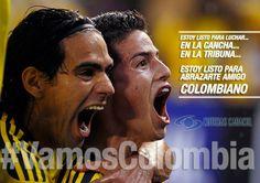 #VamosColombia Técnico de Colombia pidió todo el esfuerzo y deseo para lograr el tiquete al Mundial  El argentino, José Pékerman, resaltó la seriedad y compromiso que han mostrado algunos de los jugadores de la selección que no han sido habituales titulares y que esperan su oportunidad.  http://www.golcaracol.com/seleccion-colombia/mayores/video-279018-tecnico-de-colombia-pidio-todo-el-esfuerzo-y-deseo-para-lograr-el-tiquete-al-mundial