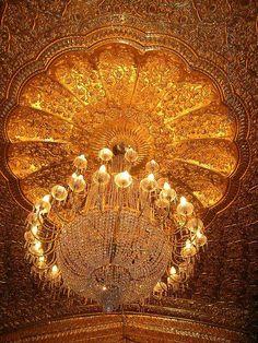 Harmandir Sahib (The Golden Temple) - India.