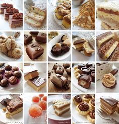La cuisine creative: Slatka kolekcija 3. Finger Desserts, Mini Desserts, Sweet Desserts, Croation Recipes, Torta Recipe, Baking Recipes, Dessert Recipes, Kolaci I Torte, Best Food Ever