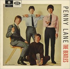 3/18 The Beatles went gold this day in 1967 with the hit single Penny Lane. The Beatles - Penny Lane (1967)