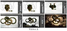 Shenlong real Drawing Vilchex Δ