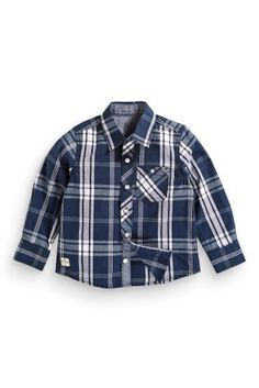 Buy Check Shirt (3mths-6yrs) online today at Next: United States of America