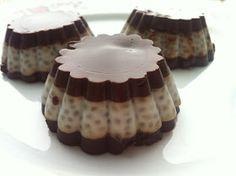 zdrowa vege kuchnia : Kokosowo czekoladowy deser z chia wegański, bezglutenowy Cheesecake, Sweets, Cooking, Ali, Recipes, Coffee, Food, Diet, Kitchen