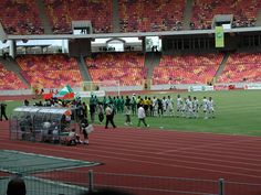 Abuja Stadium 2 - Nigeria - Wikipedia, the free encyclopedia