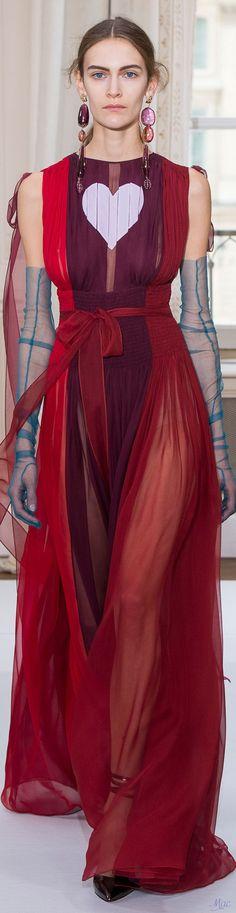 Fall 2017 Haute Couture Schiaparelli