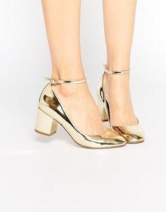 ASOS | Туфли на каблуке ASOS SHOWBIZ на ASOS