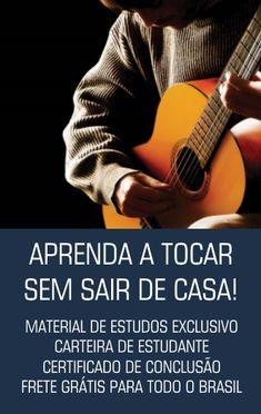 DICAS E AULAS DE VIOLÃO E GUITARRA Music Instruments, Blog, Music Teachers, Guitar Classes, Guitars, Musical Instruments