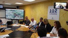 El incendio de Gran Canaria afecta ya a cinco municipios de la I