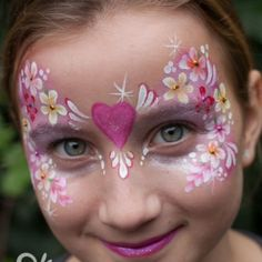 1000 images about schmink voorbeelden on pinterest paint ideas halloween face paintings and. Black Bedroom Furniture Sets. Home Design Ideas