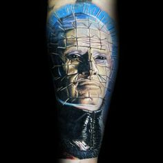 Time Tattoos, Tattoos For Guys, Cool Tattoos, Awesome Tattoos, Pennywise Tattoo, Tattoo Designs Men, Tattoo Ideas, Dyes, German Fashion