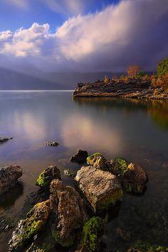 Danau Batur, Bali, Indonesia
