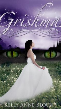 Check out the cover of my new young adult fantasy novel, Grishma!
