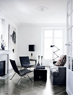 50 Examples Of Beautiful Scandinavian Interior Design - UltraLinx. the chairs