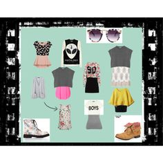 """""""Come on arrange"""" by athasyaas on Polyvore"""
