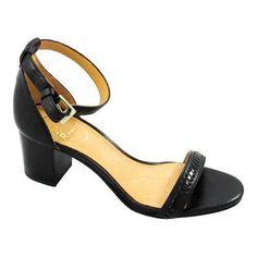 Jack Rogers Lillian Ankle Strap Sandal(Women's) -Black/Black Patent Leather Discount Shop Buy Cheap Store Perfect Sale Online RtZkJHi