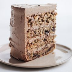 Milk Chocolate Frosting Recipe | Martha Stewart. Martha says the addition of sour cream keeps it from being too sweet.  Awesome, because the last chocolate buttercream frosting I made was tooth-achingly over-sweet.