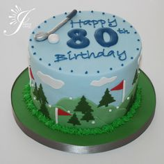 I made this birthday event cake for my buddy that is in addition a golf friend of my partner. This cake was a hit at the occasion as not simply men liked it Golf Themed Cakes, Golf Birthday Cakes, Birthday Gifts, Golf Cakes, 80th Birthday Cake For Men, Golf Party Foods, Golf Party Decorations, Dad Cake, London Cake
