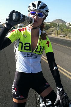 Alexandra Graebe - Pro Cyclist