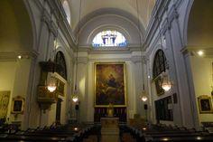 Im Inneren der Frauenkirche Kirchen, Painting, Bathing, Painting Art, Paintings, Painted Canvas