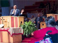 Mission Revival - Rev. Dr. Frederick D. Haynes III