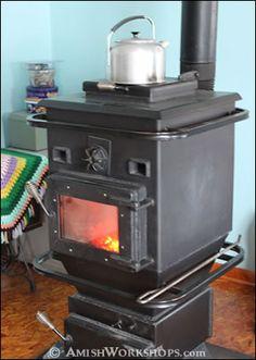 Locke 120 Warm Morning Coal Stove - YouTube | Antique stoves ...