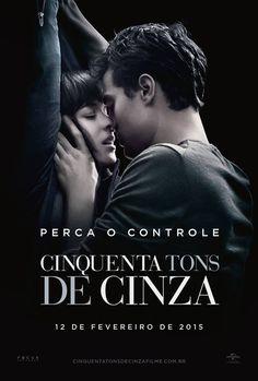 Cartaz oficial #CinquentaTonsFilme #Anastasia #MrGrey