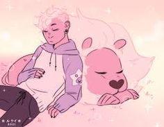 Resultado de imagem para steven universe pink lars