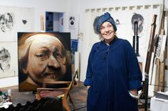 Curator and archivist Wendy Whiteley welcomes the public to her luxurious studio and home — Freunde von Freunden