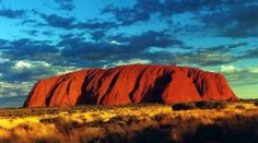 Uluru (The aboriginal name for what was formerly known as Ayers Rock)