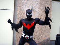 batman cosplay | Destaque Cosplay: Batman do Futuro!