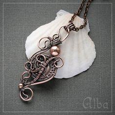 Alba Wire Jewelry | 89 by alba-wire-art on deviantART